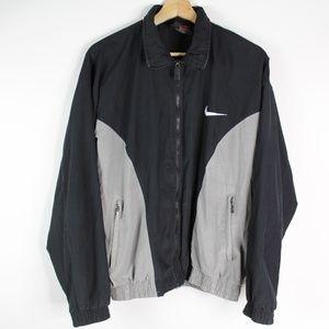 Vintage Nike Premier Windbreaker Track Full Jacket